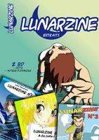 Lunarzine teaser cover by kendrawer