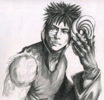 Uchiha Obito by ninjason57