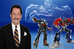 Peter Cullen: Happy Birthday by celtakerthebest