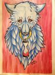 .:time wolf:. by Dragon-of-Faith