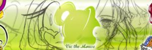 Vic the Mouse Signatur by Vic-the-Mouse