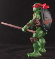 Donatello - A. C. Farley style TMNT by plasticplayhouse