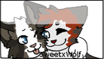 Sweet x Wolf Stamp by SophSouffle