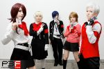 Persona 3 by mellysa