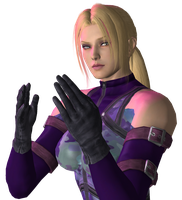 Nina Williams Tekken Revolution by Pedro-Croft