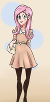 Flutters in 60 clothes by draneas