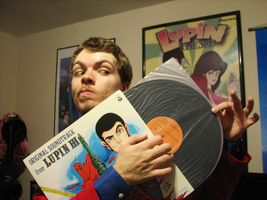 The original Lupin record itself by FilmmakerJ