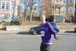 2015 Gobble Turkey Run, Stop and Pose by Miss-Tbones