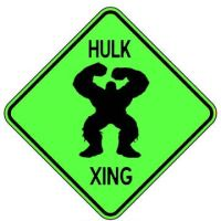 Hulk Xing by blindfaith311