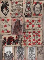 The Tell Tale Hearts II. by Lord-Vincent