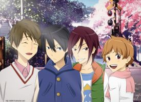 Free! by Jelly9614