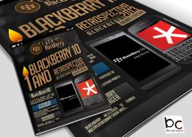 Revista Cafe com BlackBerry - Cover [Magazine] by quen-quen