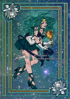 Sailor Neptune by Teo-Hoble