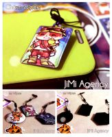 JiMi Product Sample: Charm Wipers (Preview) by jinyjin