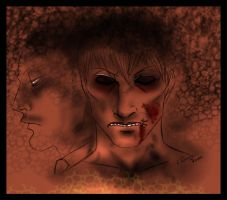 Hannibal - Two faces by FuriarossaAndMimma