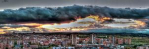 Atardecer Mayo HDR by langusmaiden