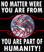 Humanity Unite by Party9999999