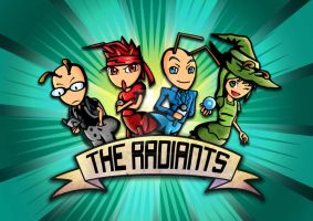 the radiants by makananjugaseni