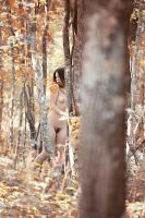 In the Forest by PumpkynModel