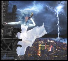 Storm by Ariaocs