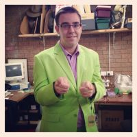 Green and keen! by BrendanR85