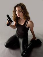 Eliza Dushku as Echo by yankee30
