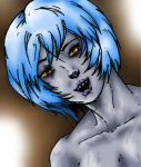 Rei Ayanami Wants To Take A Bite Out Of You by Jokerisdaking