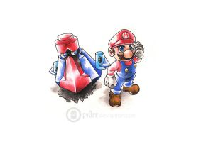 Plumber Power by Py3rr