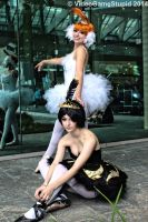 Otakon 2014 - Princesses of Dance(PS) 26 by VideoGameStupid