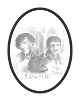 The Hound of Baskerville by Momiji95