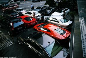 City of Cars by DavidGrieninger