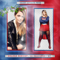 +Photopack png de Melissa Benoist. by MarEditions1