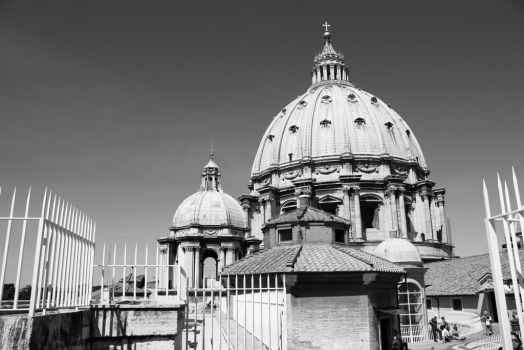 Vatican by lyssiski