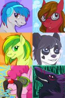 Icons by LouiseWeird