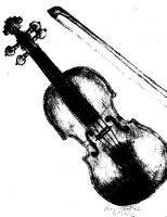 Violin2 by Smileyface102g