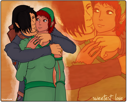 I Love You by LadyKinadai