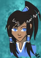 Just a reminder that Korra is back by RedVioletPanda