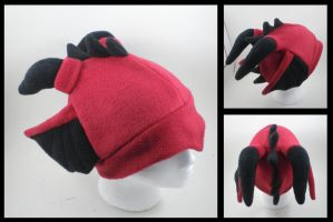 Tailless Dragon hat by eitanya