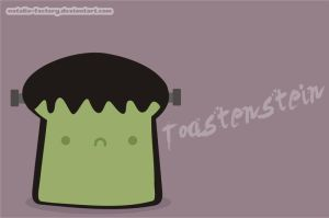 Toastenstein by natalia-factory