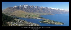 The Remarkables, Queenstown by eehan