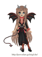 Nyx Pixel by Marushi-Dracul