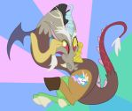 Discord Gets His Cutie Mark by Equestria-Prevails