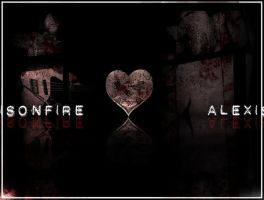 Alexisonfire Wall by whathe