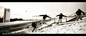 snow in denmark by equilerex
