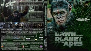 Dawn of the Planet of the Apes by imacmaniac