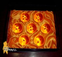 Dragon Balls by Rayodball