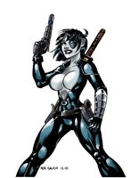 Domino in color by Lightning-Powered