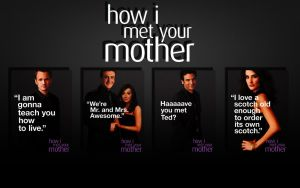 How I Met Your Mother by saurabhwahile
