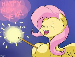 Happy New Year by MIeLZSimmonS