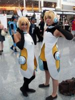 Kagamine twins - Vocalogemini by Dangerous-Spice